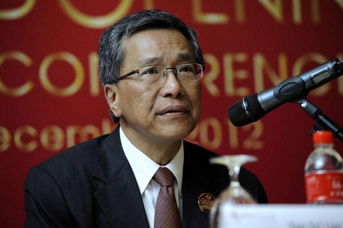Genting Malaysia casino resort Lim Kok Thay