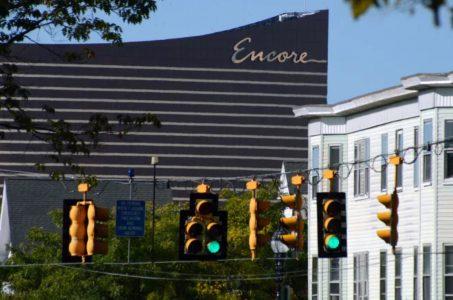 Massachusetts casino Encore GGR