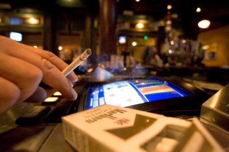 Atlantic City casino smoking New Jersey