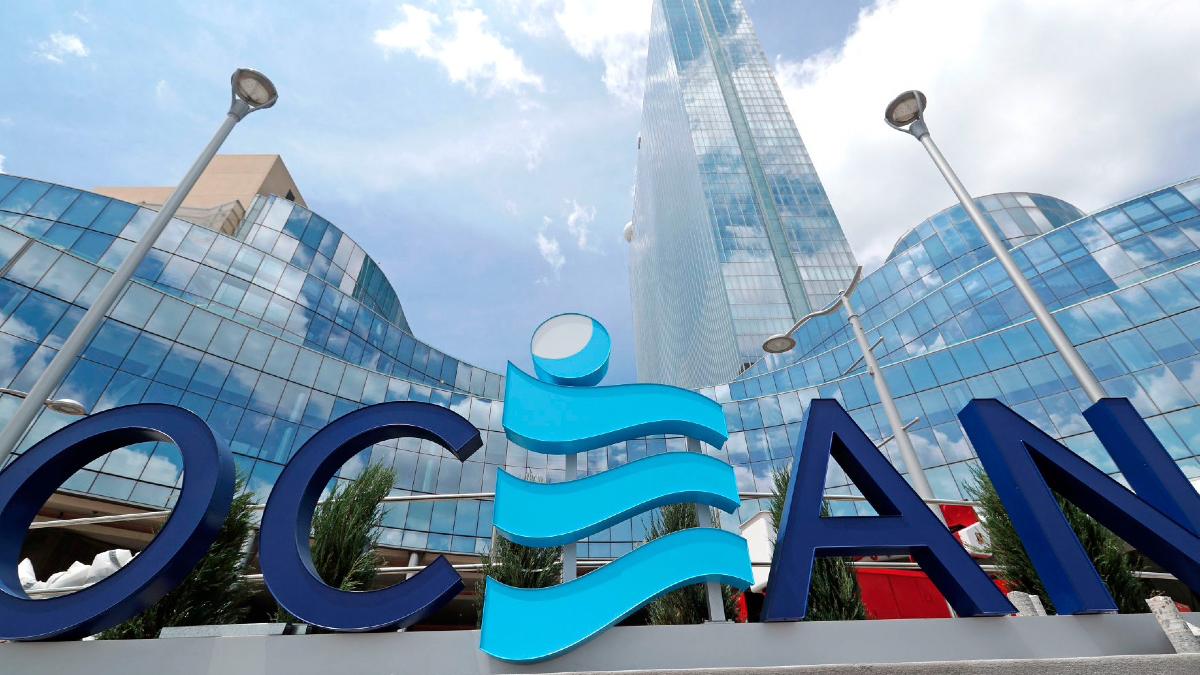 Ocean Casino Atlantic City operating profits