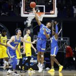 Wolverines Basketball a Slam Dunk for Michigan March Sports Betting Handle