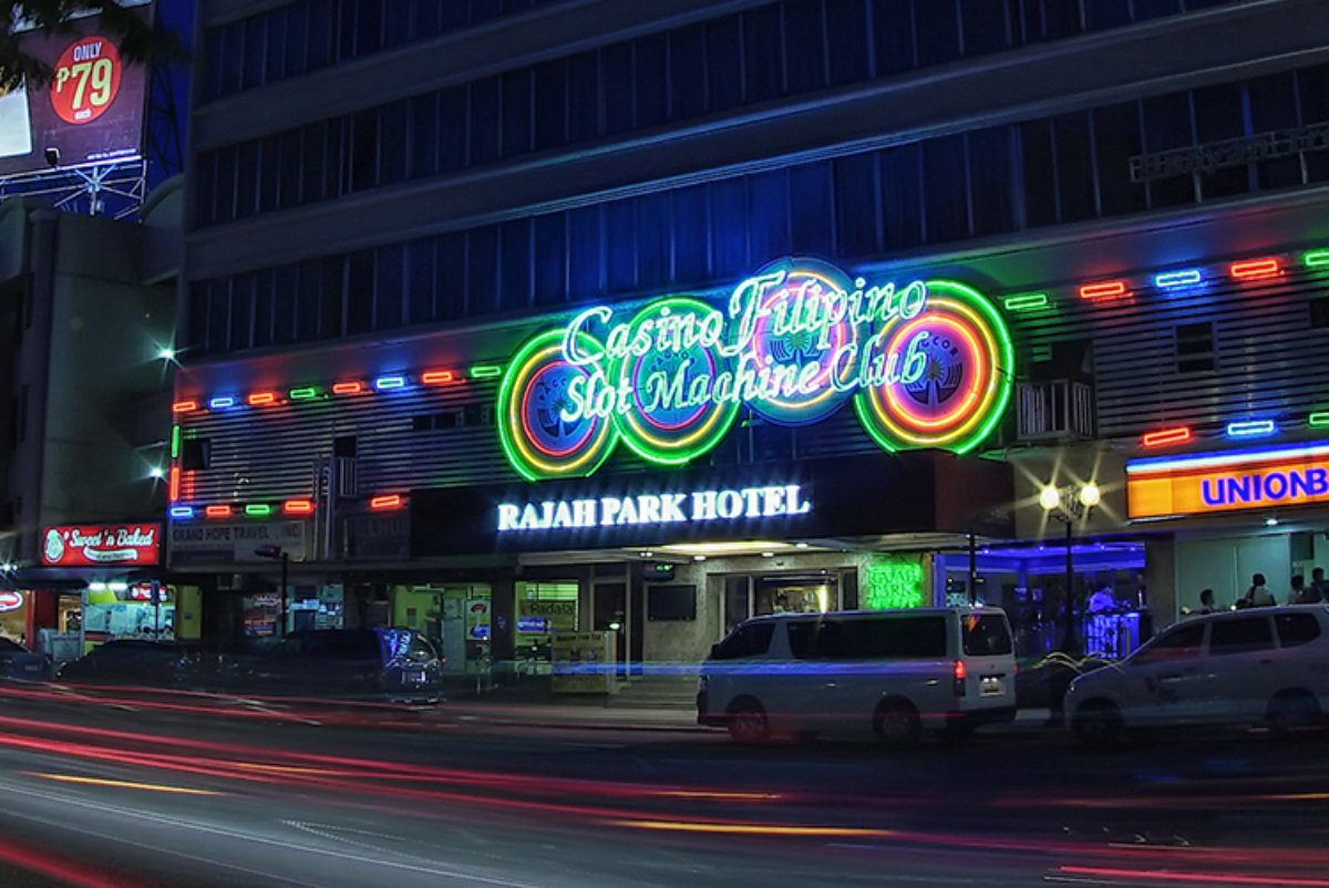 Philippines casinos International Monetary Fund IMF