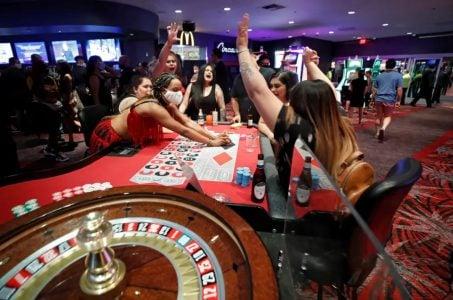 Las Vegas casino workers