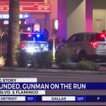 Shooting on Las Vegas Strip Leaves One Person Hospitalized, As Suspect Flees