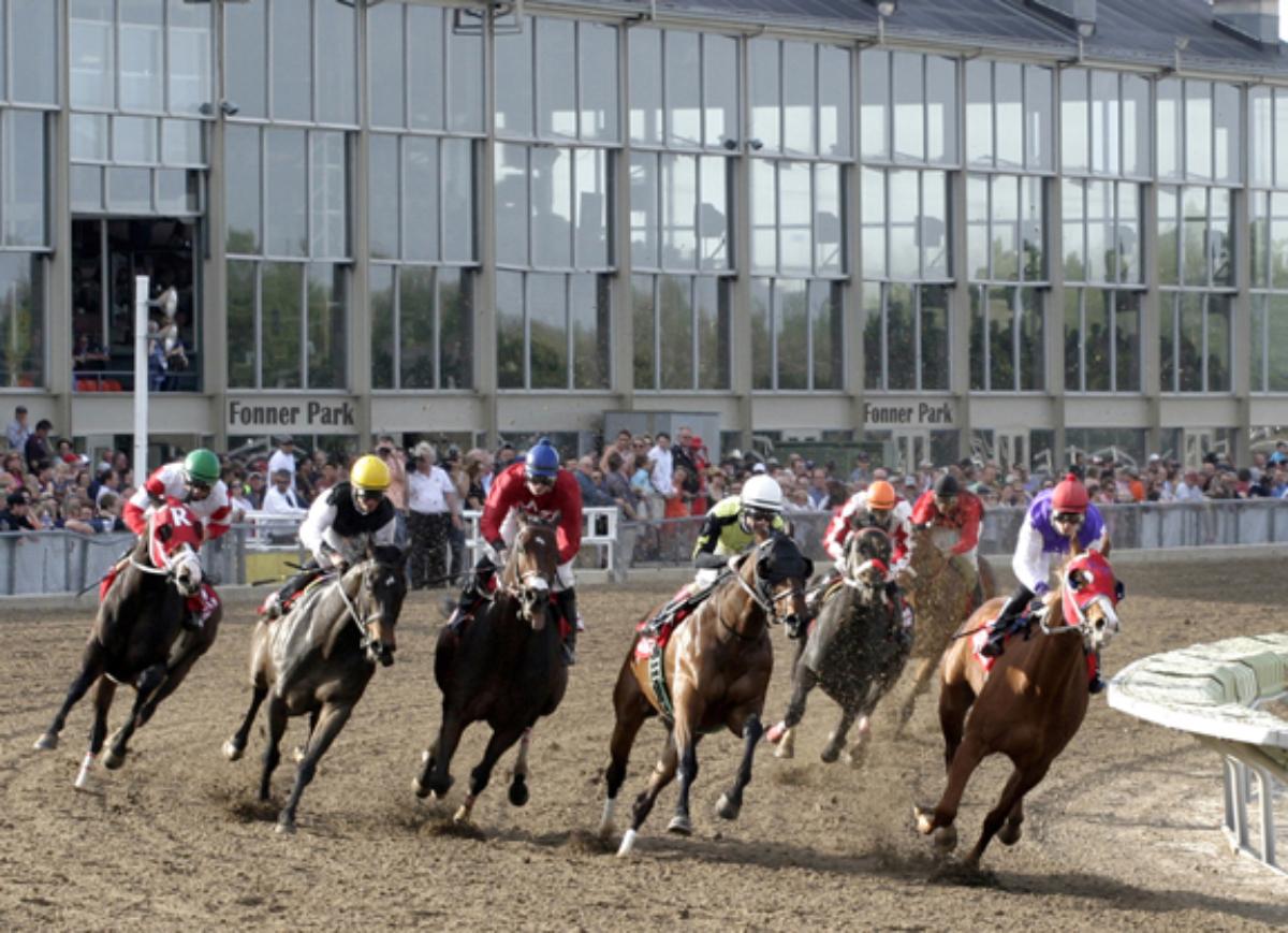 Fonner Park Nebraska casino gambling