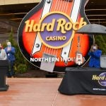 Hard Rock, Indiana Officials Celebrate Opening of $300M Land-Based Casino in Gary
