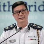 Hong Kong Police Continue Crack Down on Illegal Gaming, Local Cop Among Suspects