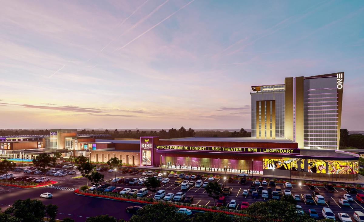 Urban One casino resort Richmond