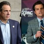 Pol Sex Scandals: Odds Say Florida Rep. Gaetz Likelier to Resign Than NY Gov. Cuomo