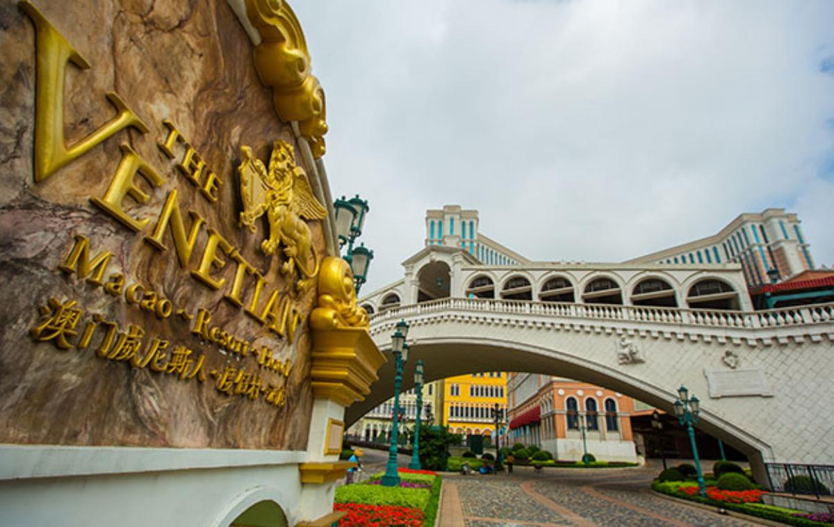 Sands China Macau casino China