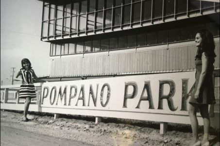 Florida racino card club parimutuel horse racing