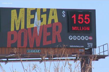 Idaho Lottery Powerball