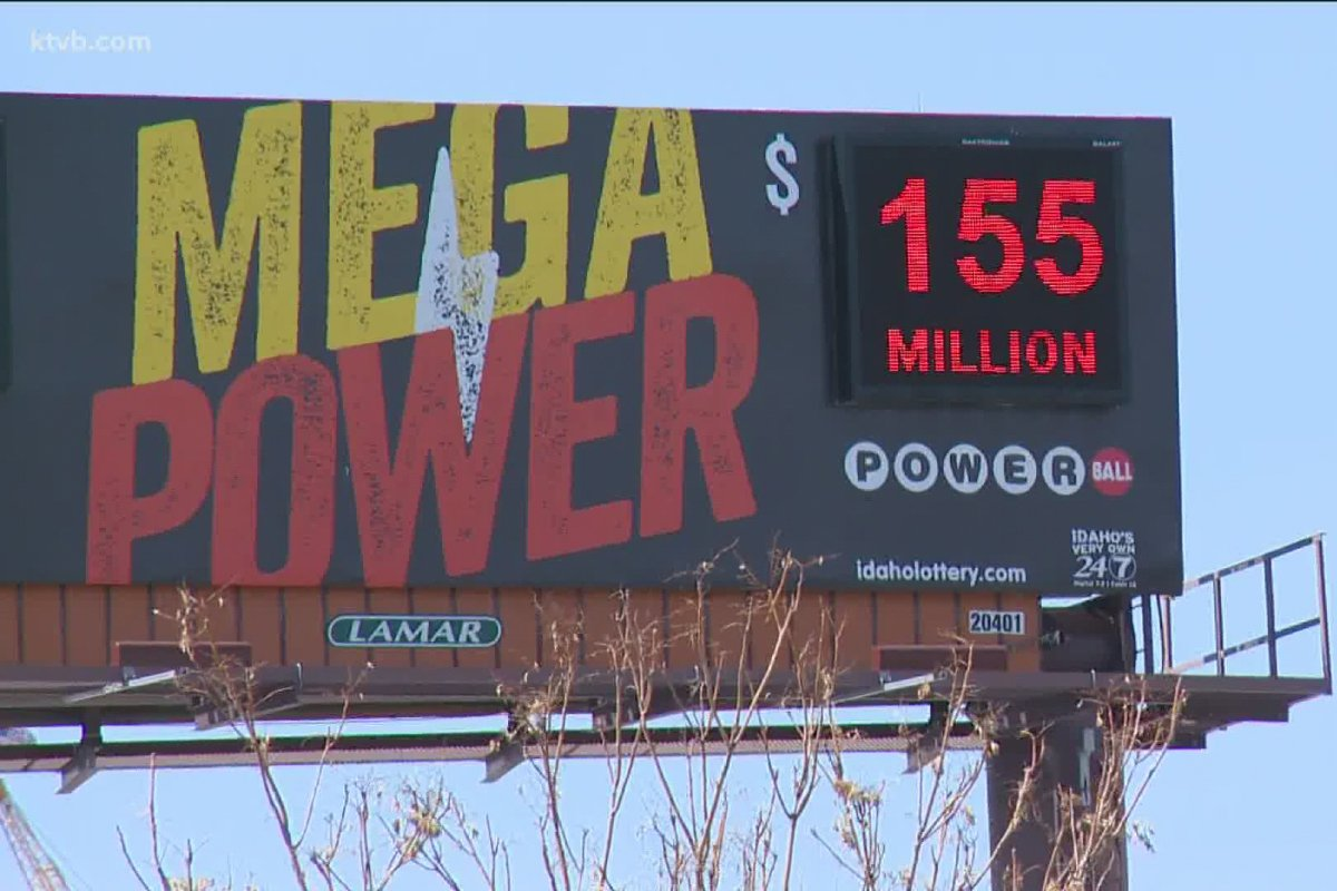 Idaho Lottery Powerball