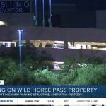 Arizona Tribal Casino Parking Garage Site of Deadly Shooting