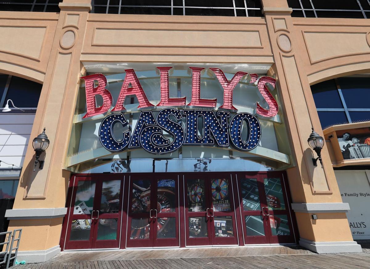 Bally's stock