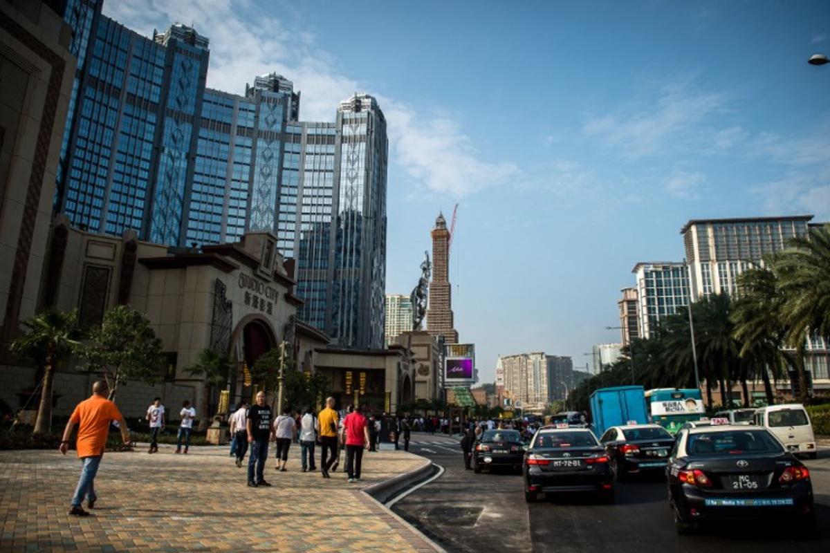 Macau casinos March revenue GGR