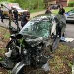Louisiana Casino Theft Leads to Suspect Crashing Car, Hospitalization
