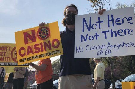 Bally's Richmond casino Virginia