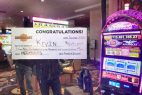 Las Vegas slot machine jackpot Nevada