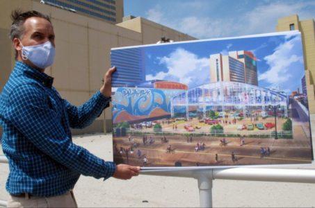 Showboat Atlantic City waterpark casino