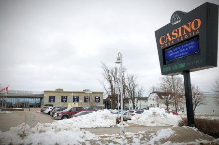 Canadian Casino Closed