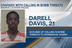 Bossier City Louisiana casino bomb threat