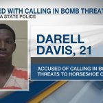 Bossier City Casino Security Guard Charged for Allegedly Making Two Bomb Threats