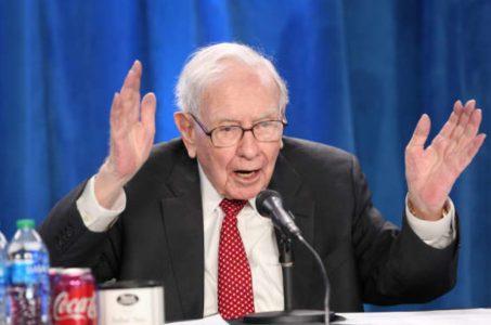 Robinhood Warren Buffett casino gambling