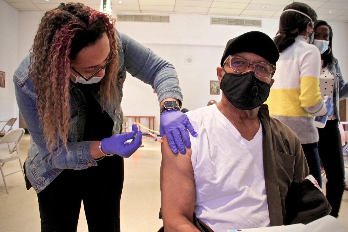 Maryland Lottery vaccine COVID-19
