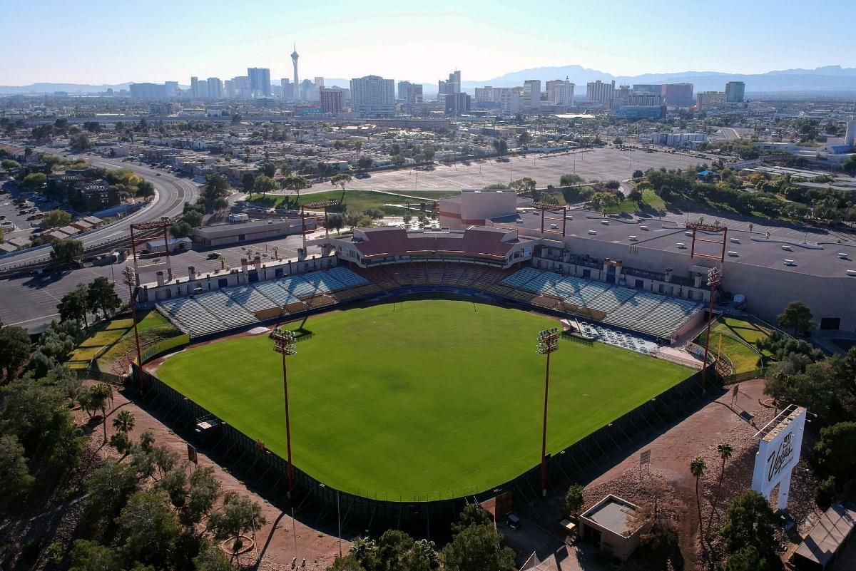 Oakland A's Las Vegas MLB