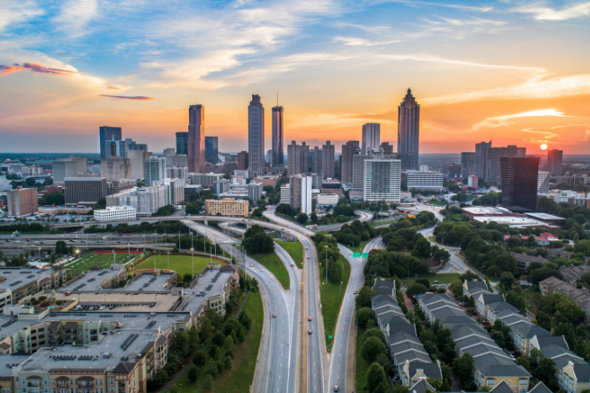 FanDuel Atlanta Georgia sports betting