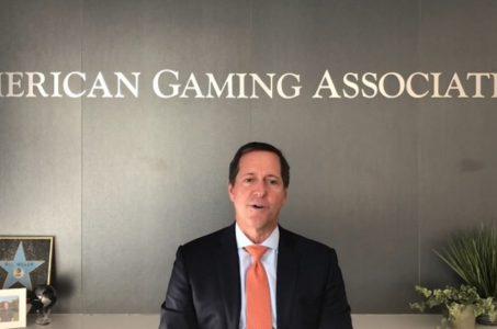 Bill Miller American Gaming Association sports betting