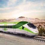 Nevada Seeks Federal Help for High-Speed Train from Southern California to Las Vegas