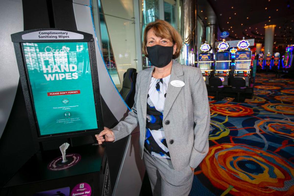 Casino Association of New Jersey Terry Glebocki