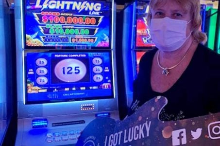 Florida Hard Rock Tampa casino slot