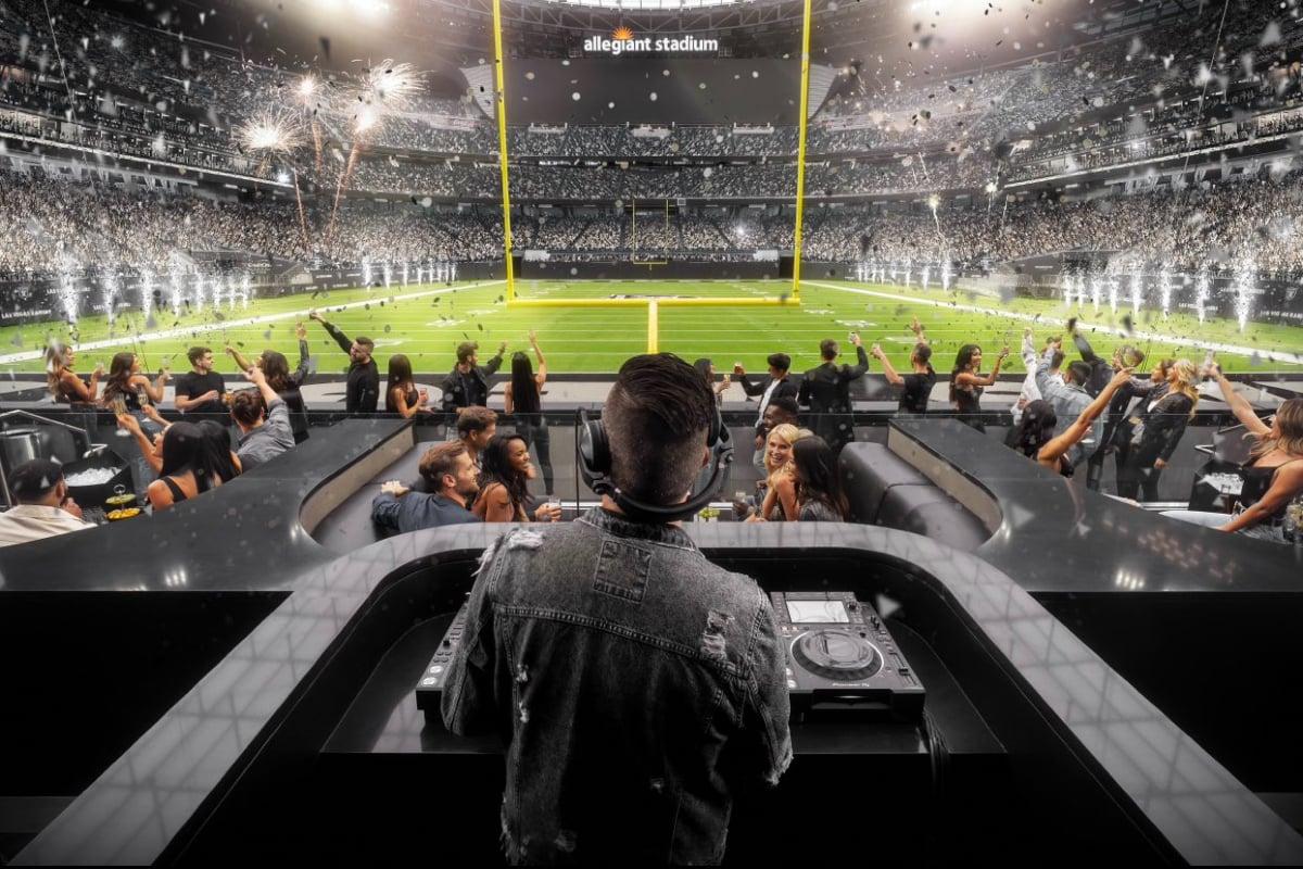 Wynn Resorts Allegiant Las Vegas Raiders