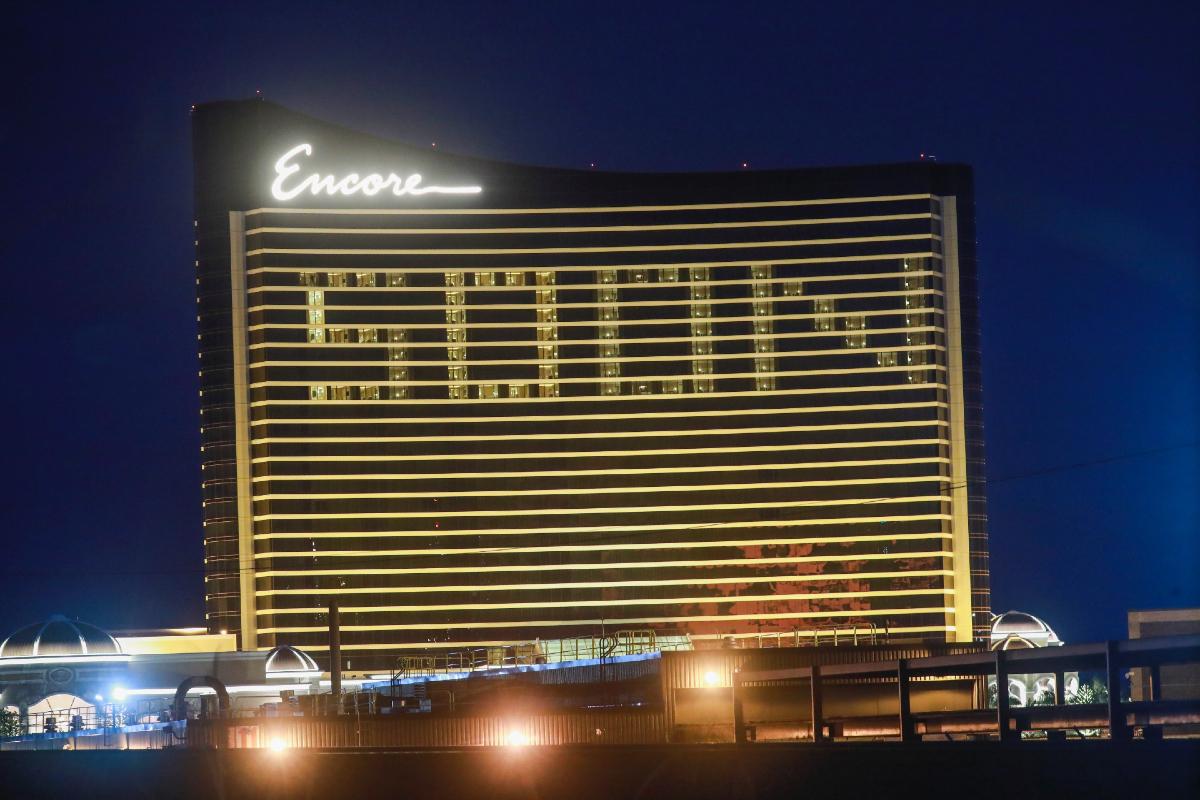 Massachusetts casinos Encore Boston COVID-19
