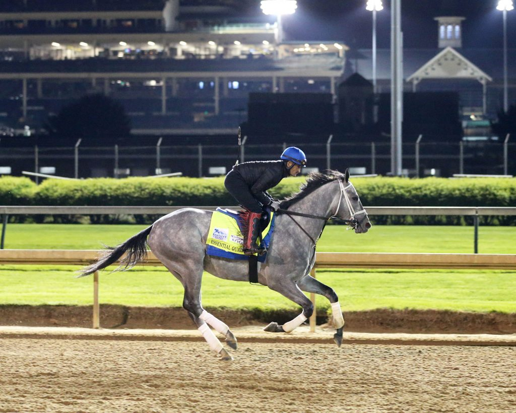 Kentucky Derby Essential Quality