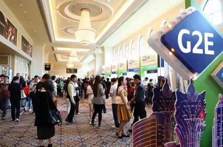 G2E Asia Las Vegas convention exhibition