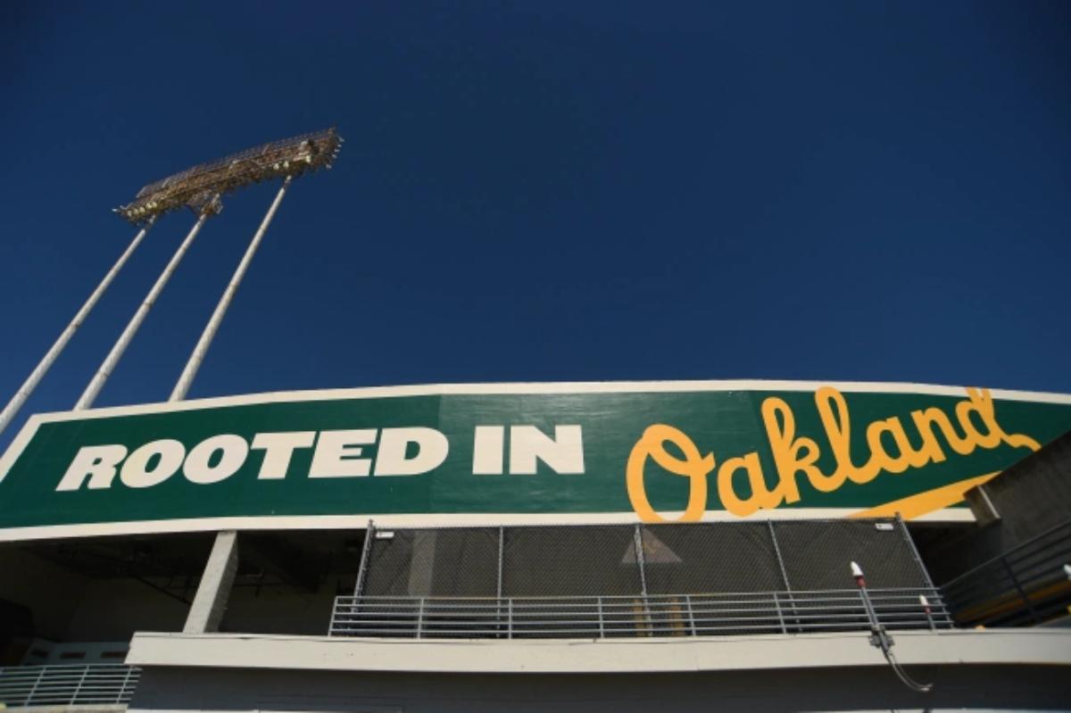 Las Vegas Oakland A's MLB franchise