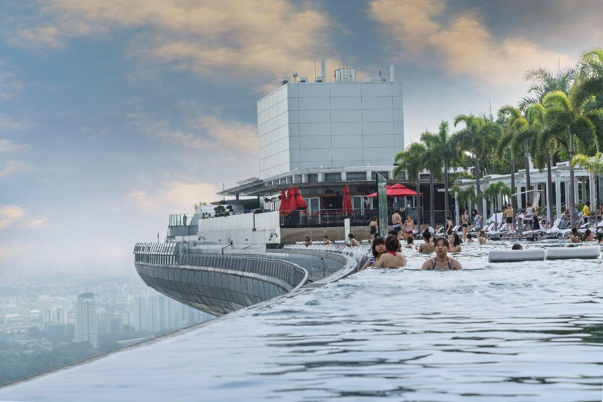 Marina Bay Sands Singapore COVID-19