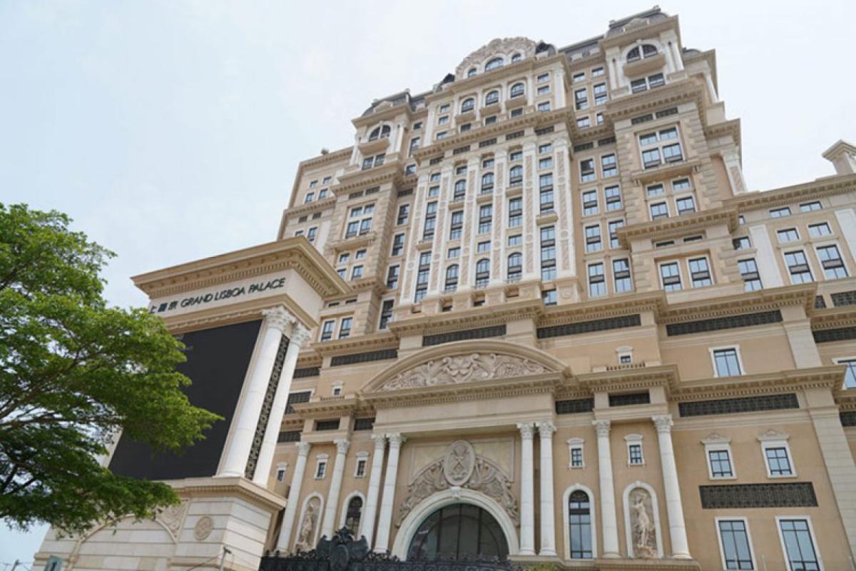 Grand Lisboa Palace SJM Macau Cotai Strip