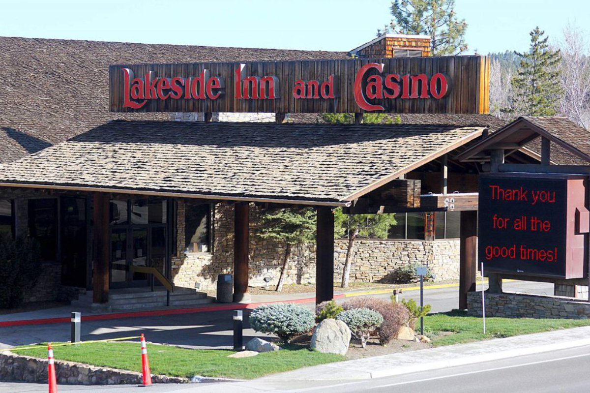 Lake Tahoe Lakeside Inn Casino