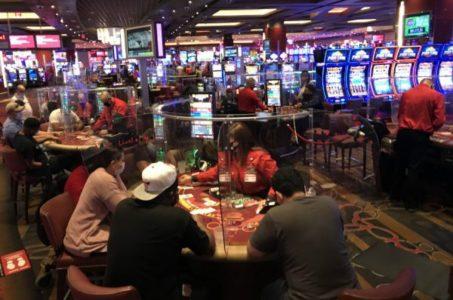 Maryland casinos GGR gaming revenue
