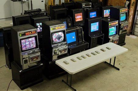 Kentucky illegal gaming