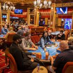 Las Vegas Poker Rooms Shed Plexiglass, As MGM Vaccinated Workers Go Mask-Free