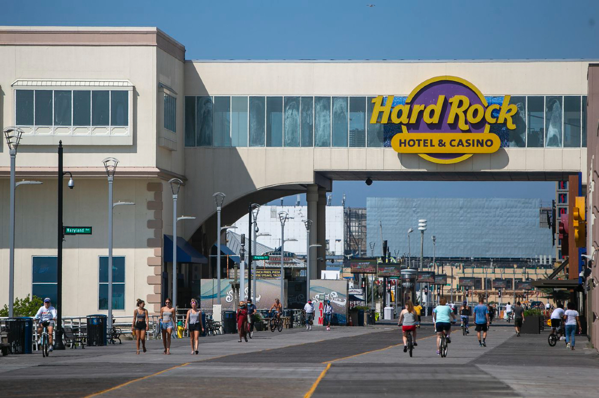 Hard Rock Atlantic City casino resort