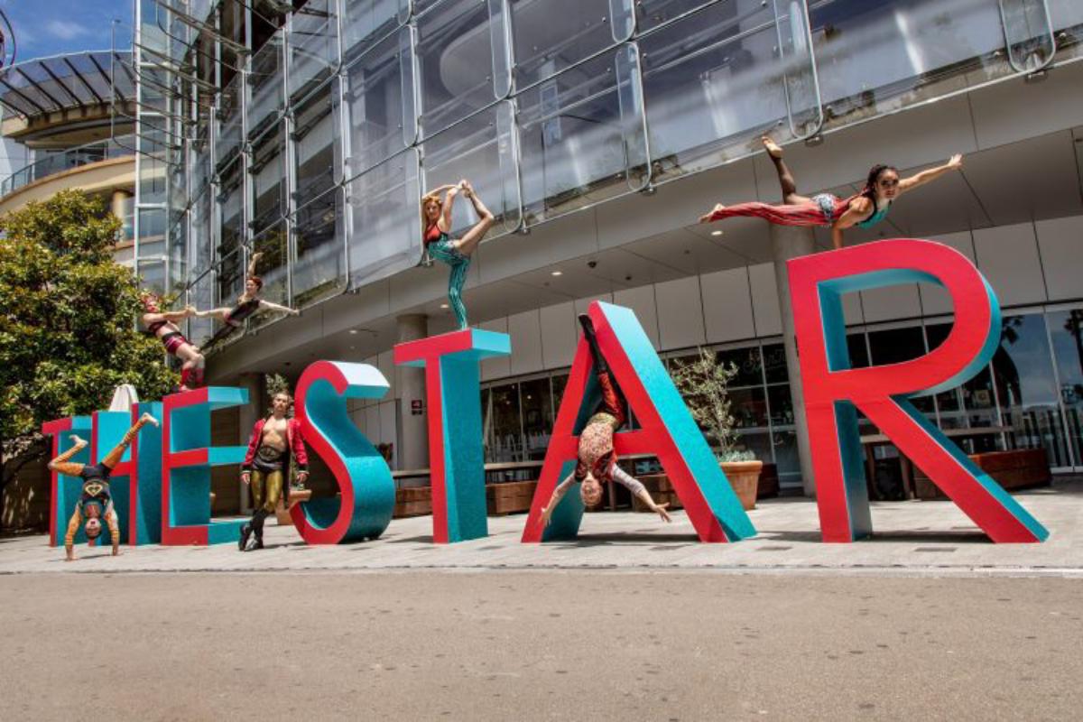 Crown Resorts Star Entertainment Blackstone