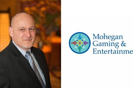 Mohegan Gaming Ray Pineault Connecticut