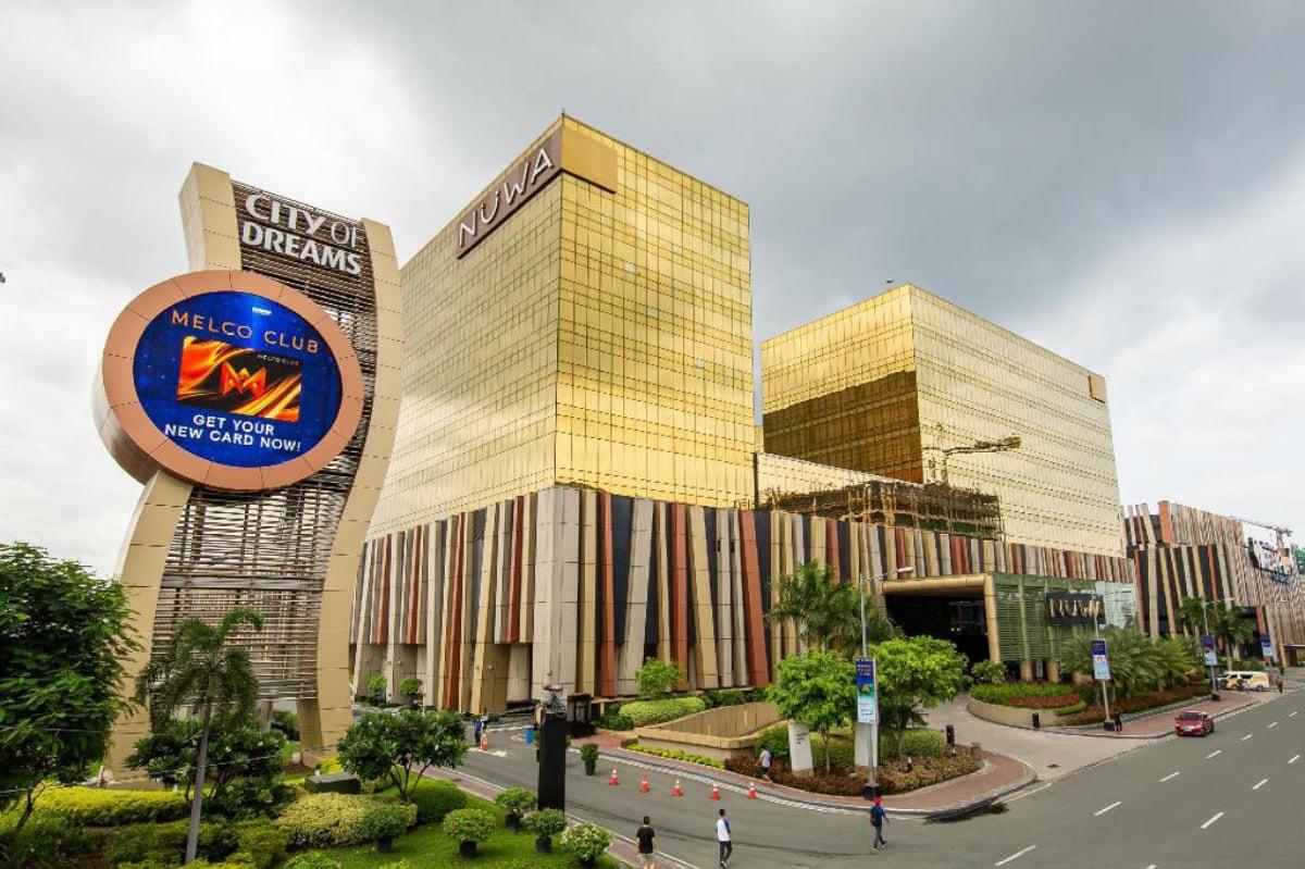 Manila casino Philippines COVID-19
